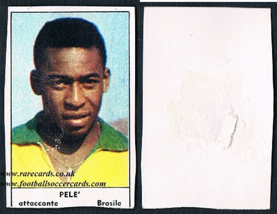 1966 Time Magazine Pele sticker